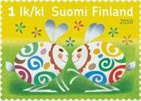 (2010) č. 2013 ** - Finsko - Velikonoční zajíčci