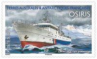 (2011) MiNr. 746 ** - Fracouzská Antarktida - loď Osiris