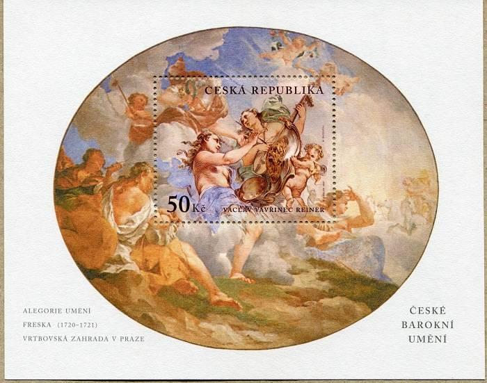 (2001) A 289 ** - ČR - České barokní umění