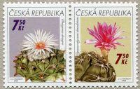 (2006) č. 485-484 ** - ČR - sp - kaktusy