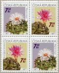 (2006) No. 484-483 ** - CZ - 4-er - cacti