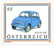 (2011) MiNr. 2915 ** - Rakousko - Puch 500