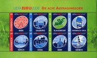 (2008) MiNr. 2697-2704 ** - Rakousko - UEFA EURO 2008