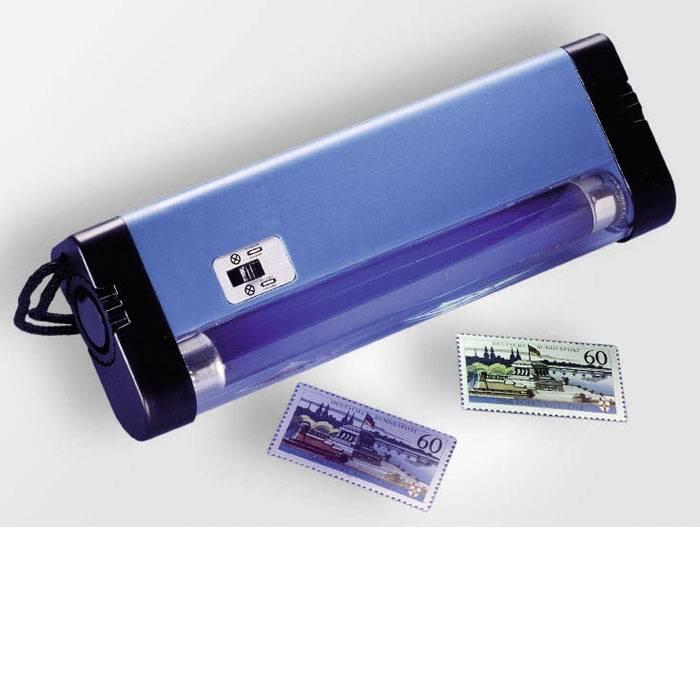 Kapesní ultrafialová lampa (dlouhé vlny)