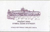 (1993) ZS 3 - Prezident České republiky V. Havel Česká pošta