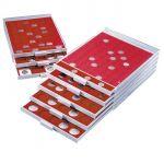 MB - box, 30 políček na CAPS 32, 32,5
