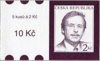 (1993) ZS 3 - Prezident České republiky V. Havel
