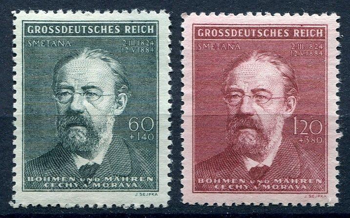 (1944) č. 118-119 ** - B.ü.M. - B. Smetana