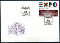 (2015) FDC 843 - EXPO Milano 2015