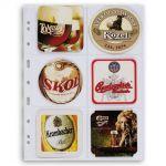 Album GRANDE - pivní tácky + 15 listů (na 90 tácků)