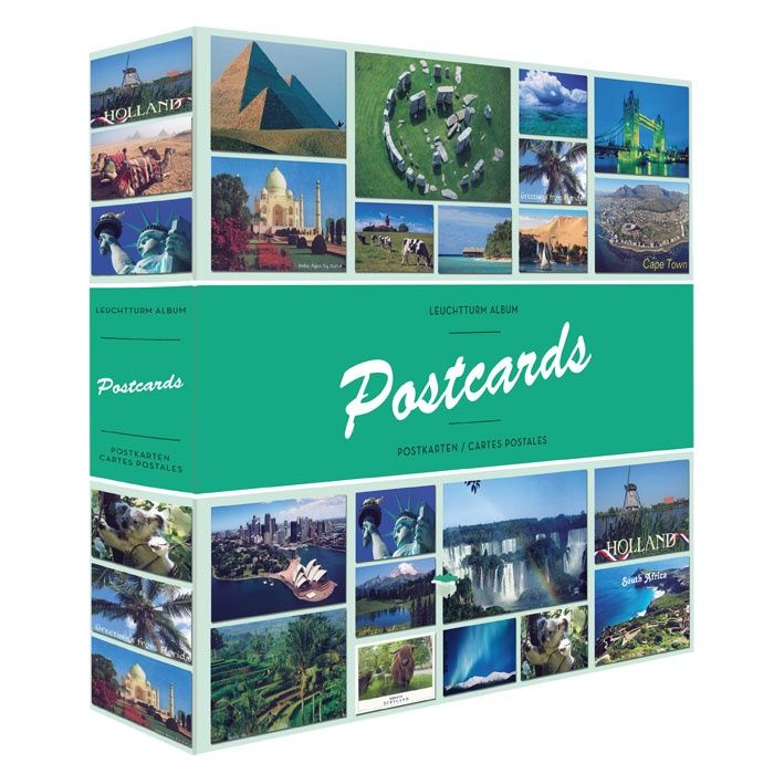 Album na pohlednice (162 x 114 mm) se vzorem - až 600 ks na www.tgw.cz