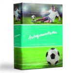 Taschenalbum für Autogramm Sammler - bis zu 80 Karten