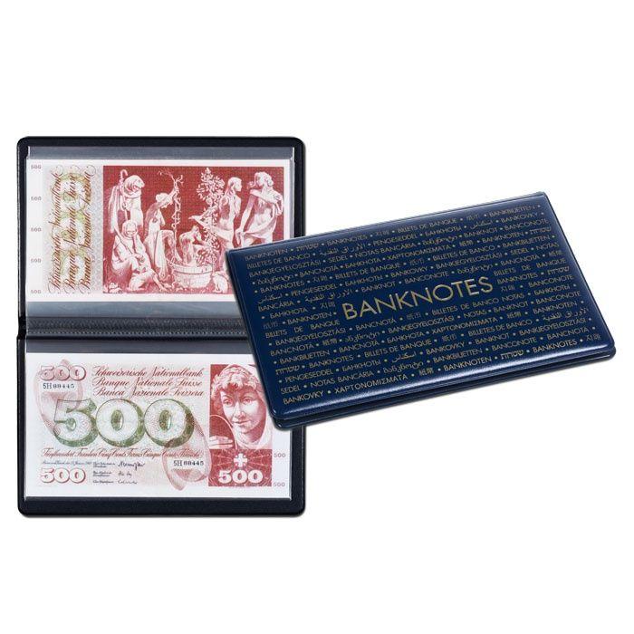 Kapesní album na 20 ks bankovek 210 x 125 mm