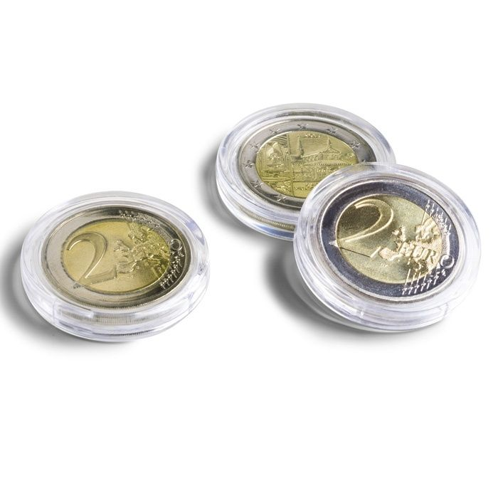 Mincovní kapsle ULTRA, 26 mm (balení 10 ks)