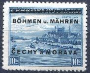 (1939) č. 19 ** - B.u.M. - přetisková série