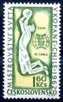 (1962) č. 1258 ** - Československo - Finále MS v kopané