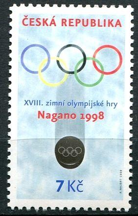 (1998) č. 167 ** - Česká republika - ZOH Nagano 1998