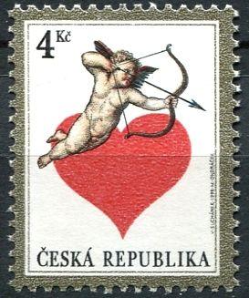 Česká pošta (1998) č. 169 ** - ČR - Láska