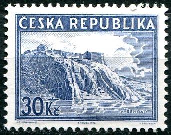 (1998) č. 171 ** - Česká republika - Historie výstav Praga 1998
