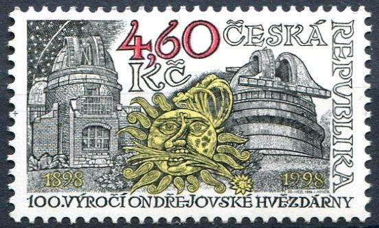 (1998) č. 173 ** - Česká republika - Hvědárna Ondřejov
