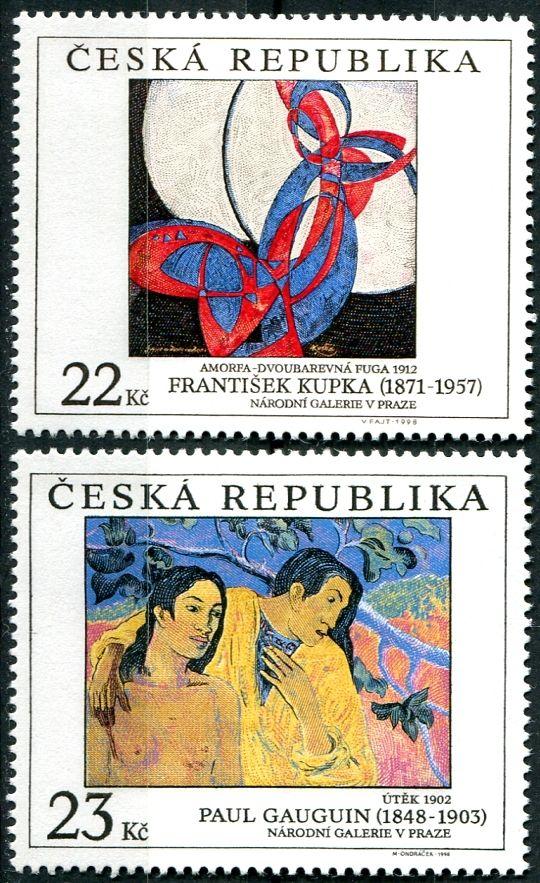 (1998) č. 191 - 192 ** - ČR - Umění 1998 I.