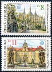 (1998) č. 193 - 194 ** - 8+11 Kč - Česká republika - Krásy naší vlasti