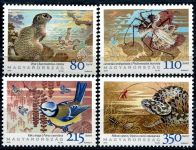 (2010) MiNr. 5473 - 5476 ** - Maďarsko - Mezinárodní rok biodiverzity