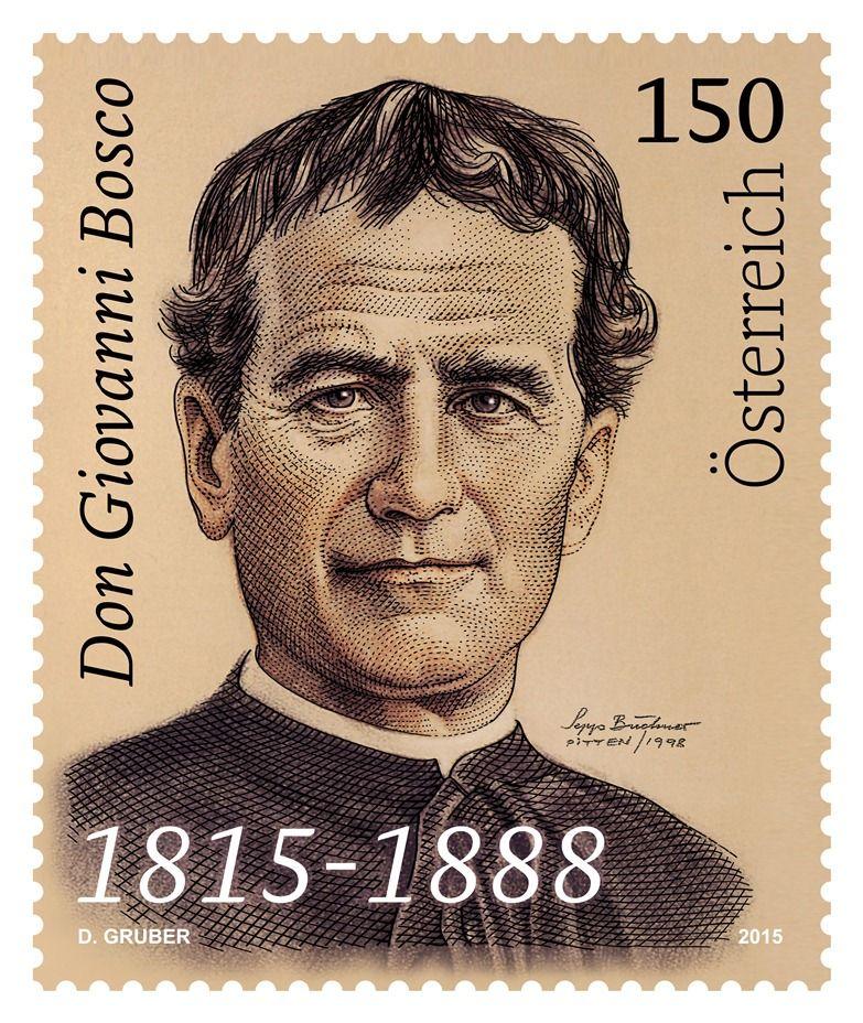 (2015) MiNr. 3226 ** - Rakousko - Johannes Don Bosco