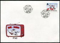 (2015) FDC 846-847 - Bob a Bobek