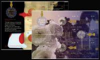 (2015) MiNr. 1453 - 1464 ** - OSN New York - BLOCK 41+42 - Světový den poezie