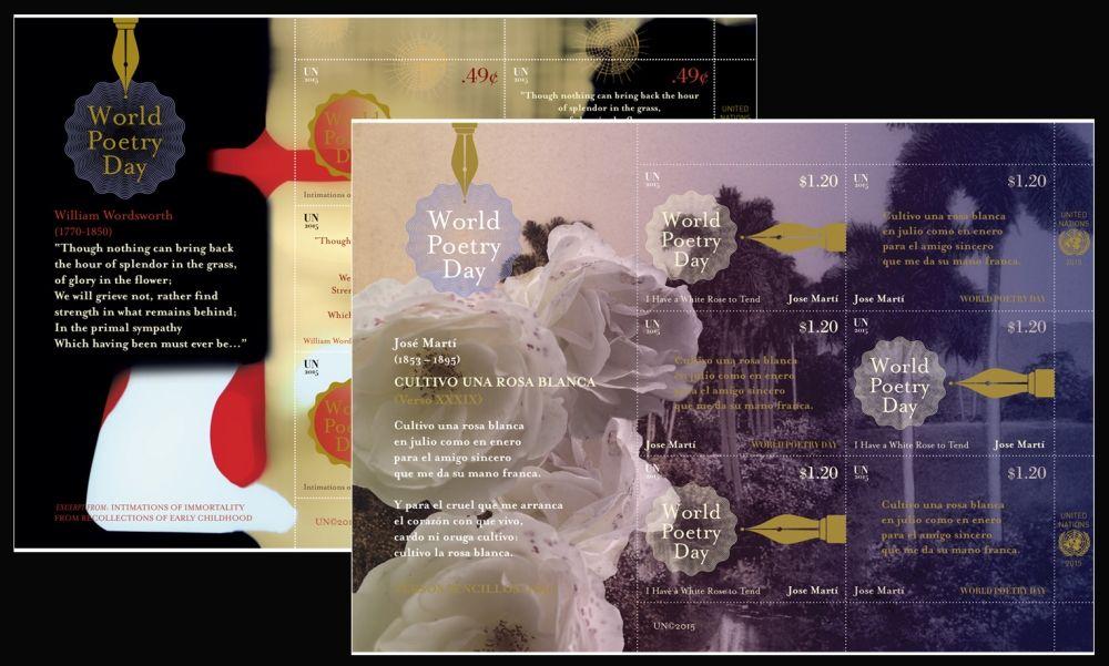 BLOCK 41+42 - Světový den poezie