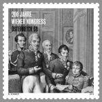 (2015) MiNr. 3217 ** - Rakousko - 200 let Vídeňský Kongres