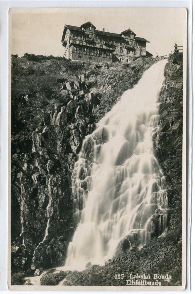 Labská bouda - Krkonoše (1929)