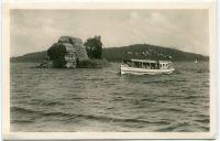 Doksy - Staré Splavy - loď
