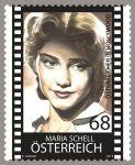 (2015) MiNr. 3209 ** - Rakousko - Rakušané v Hollywoodu - Maria Schell