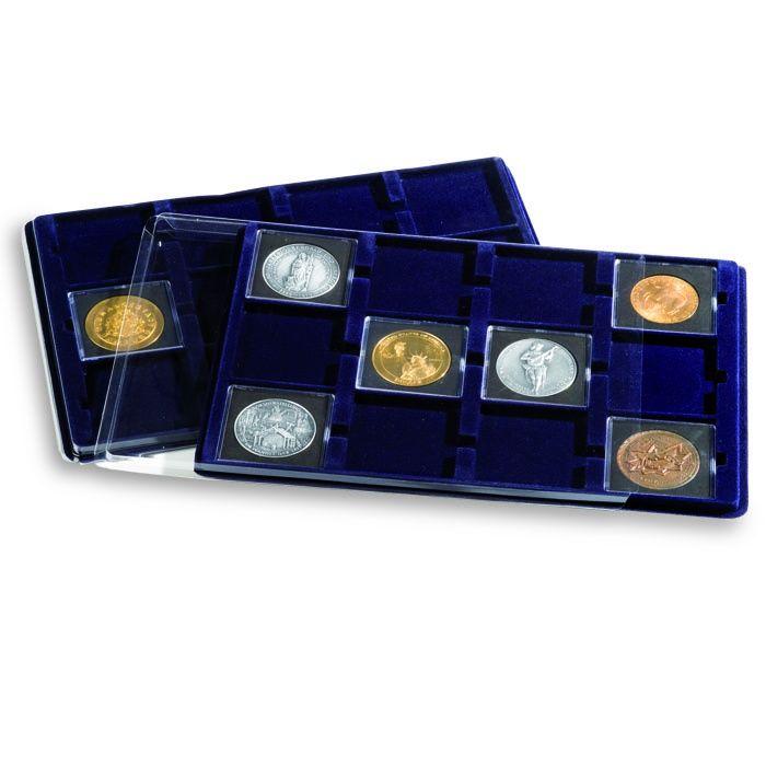 Mincovní plata TAB 12 polí pro XL kapsle 67x67 mm