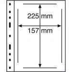 OPTIMA listy - ETB- černé (bal. 10 ks)