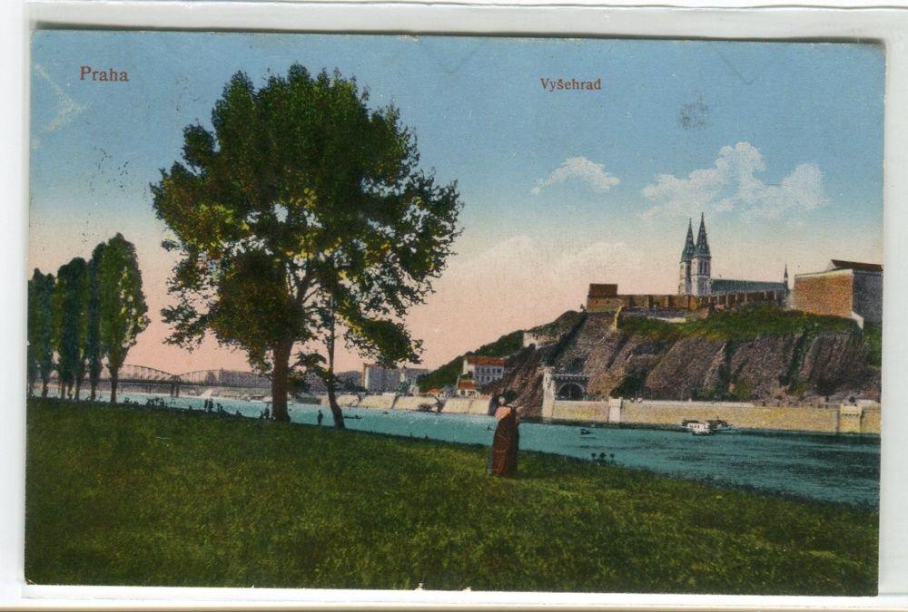 Praha - Vyšehrad (1922)