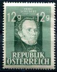 (1947) MiNr. 801 ** - Rakousko - Franz Schubert