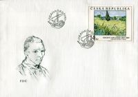(1993) FDC 26 - 27 , 29 - Czech republic