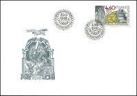 (1998) FDC 173 - 100.výročí založení hvězdárny v Ondřejově