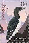 (2009) MiNr. 1252 - 1253 ** - Island - ptáci