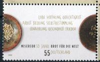 (2009) MiNr. 2711 ** - Německo - 50 let církevní pomoci