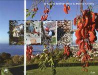 (2010) MiNr. 305 ** - Portugalsko Madeira - BLOCK 47 - Stavební, vědecké práce