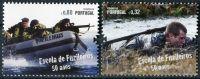 (2011) MiNr. 3639 - 3640 ** - Portugalsko - 50 let školy námořní pěchoty