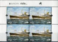 (2012) MiNr. 316 ** - Portugalsko Madeira -  Europa: Návštěvy