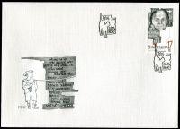 (2014) FDC 802 - 803 - Osobnosti