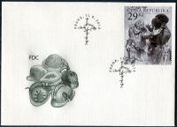 (2014) FDC 812 - 813 - Obětem 1.světové války