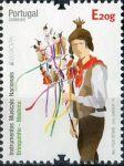 (2014) MiNr. 337 ** - Portugalsko Madeira - Europa: Nástroje lidové hudby