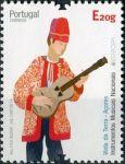 (2014) MiNr. 593 ** - Portugalsko Azory - Europa: Nástroje lidové hudby